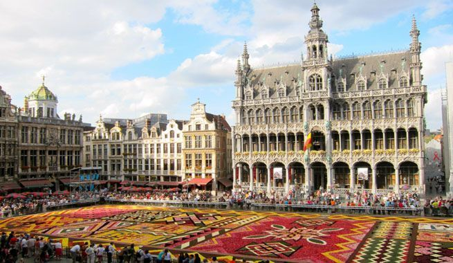 Plaza Mayor de Bruselas